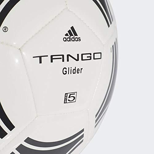 adidas Tango Glider Balón, Blanco / Negro, Única