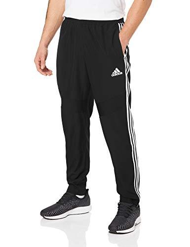 adidas TIRO19 WOV PNT Pantalones de Deporte, Hombre, Negro (Black/White), M