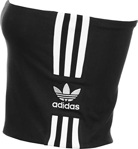 adidas Tube Top, Mujer, Black/White, 40