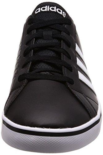Adidas Vs Pace, Zapatillas para Hombre, Negro (Core Black/Footwear White/Scarlet 0), 41 1/3 EU