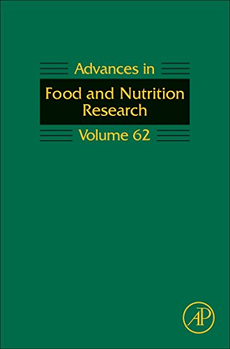 Advances in Food and Nutrition Research: 62