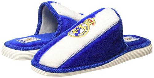 Andinas, Zapatillas de casa Unisex, Multicolor (TINTA-BLACO BORD. REAL MADRID), 44 EU