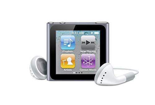 Apple iPod Nano 6th Generation 8GB Grey Silver 6