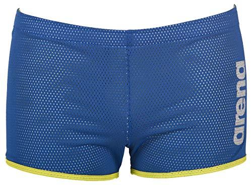 Arena Square Cut Drag Suit Bañador, Mujer, Azul (Royal), XL