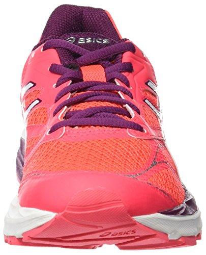 Asics Gel-Pulse 8 T6E6N2001, Zapatillas de Running Mujer, Rosa (Diva Pink /     White /     Dark Purple), 38 EU