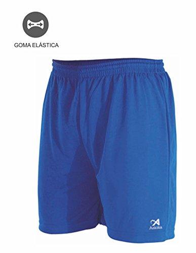 Asioka 90/08 Pantalón Corto Técnico Deportivo, Unisex Adulto, Royal, XXL