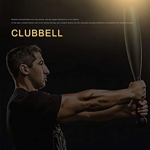 Bar Bell Clubbell Iran Rod All-Steel Solid Baseball Fighting Power Comprehensive Physical Fitness Training 450g