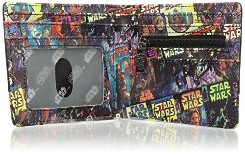 BB Designs Europe Limited Sw A New Hope Inside Print Wallet - Billetera de Material Sintético Unisex adulto Talla única