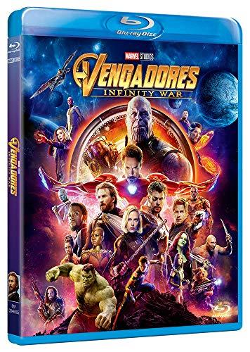 BD Vengadores Infinity War [Blu-ray]
