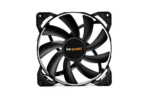 be quiet! Pure Wings 2 140mm PWM High-Speed Carcasa del Ordenador Ventilador - Ventilador de PC (Carcasa del Ordenador, Ventilador, 14 cm, 1600 RPM, 37,3 dB, 94,2 cfm)
