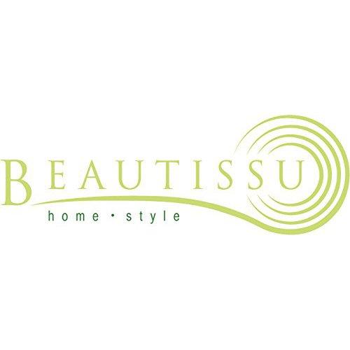 Beautissu Flair DC Cojín- colchoneta para Tumbona reclinable 200x50x8cm con Relleno de gomaespuma - Azul Marino Elegir