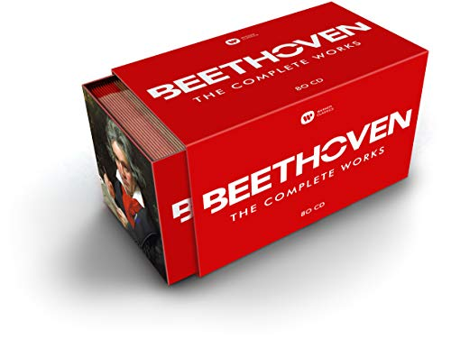Beethoven - The Complete Works (80 CDs) Box