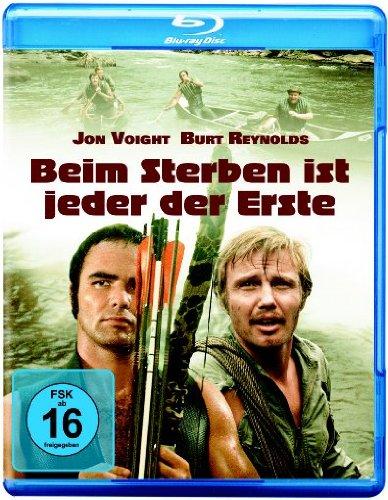 Beim Sterben ist jeder der Erste [Alemania] [Blu-ray]