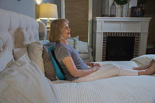 BEST DIRECT Leg Action Masajeador de Pies y Piernas con Control Remoto 6 Modos 15 Niveles Intensidad para Mejorar la Circulación y Aliviar el Dolor