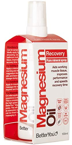Better You Magnesio Musculo Spray Corporal 100Ml - 500 g