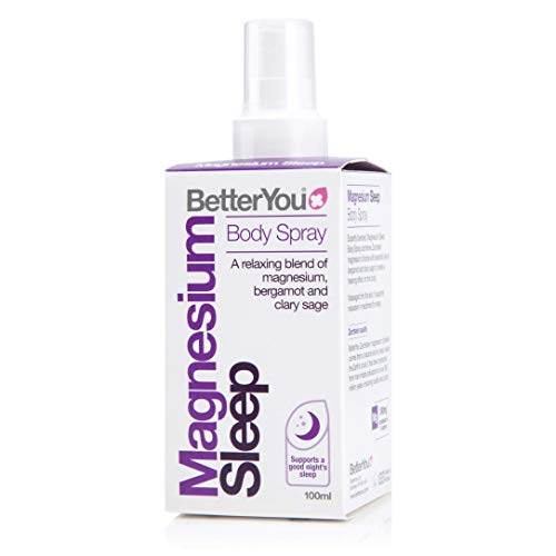 BetterYou - Aceite de magnesio Goodnight Spray, 100 ml