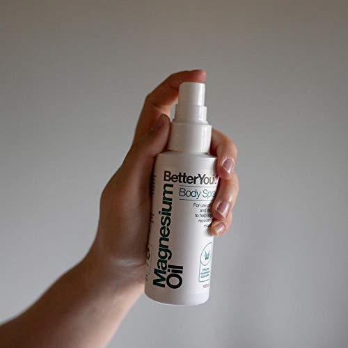 BetterYou Magnesiumoil Spray Original 1 Unidad 160 g