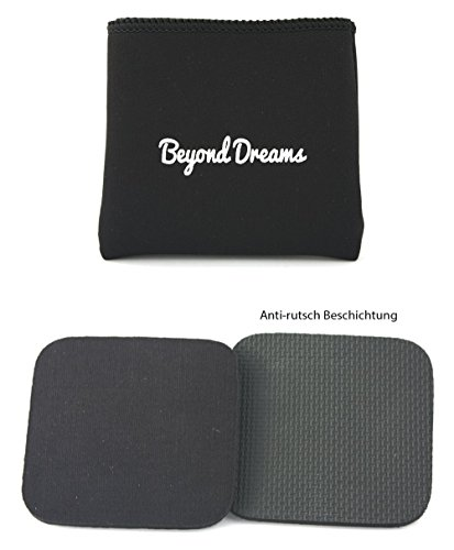 Beyond Dreams® Fitness Grip Pad para Entrenamiento    Alternativa a Guantes   Almohadillas de Agarre para Entrenamiento y de Gimnasio de Culturismo y Crossfit   Protección contra córneas y ampollas