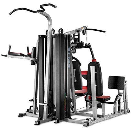 BH Fitness - Banco multifunción TT-4 con envío y Montaje Gratis
