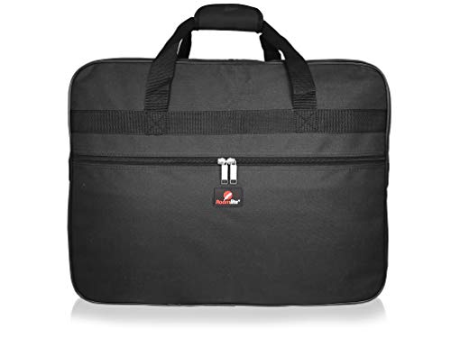 Bolsa de Viaje Tamaño Equipaje de Mano de Cabina - Bolsas Exactas para Easyjet y Ryanair - Equipaje de Viaje de 50 cm en 3 Colores - 50 cm x 40 cm x 20 cm 0,6 kg de Peso Ligero - Roamlite Jazzi RL56K