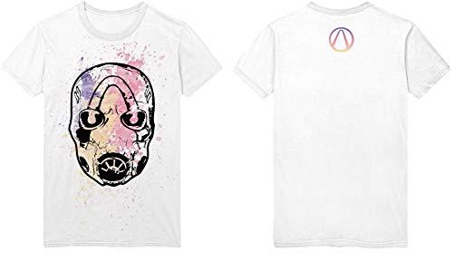 Borderlands 3 - Camiseta Psycho Splatter, Talla M