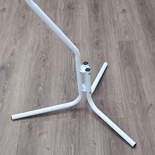 BPS Pie de Gancho para Colgar la Jaula Soporte para Jaula de Pájaros Loro 3 Modelos Elegir (Abierto: 161x60 cm) BPS-1173