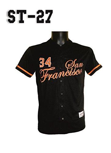 Camiseta Abierta Futbol Americano San Francisco NY FIRDAYS ST/27 (XS)