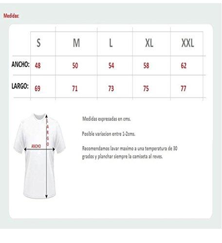 Camiseta Conor Mcgregor UFC Notorious Algodon 190grs (L)