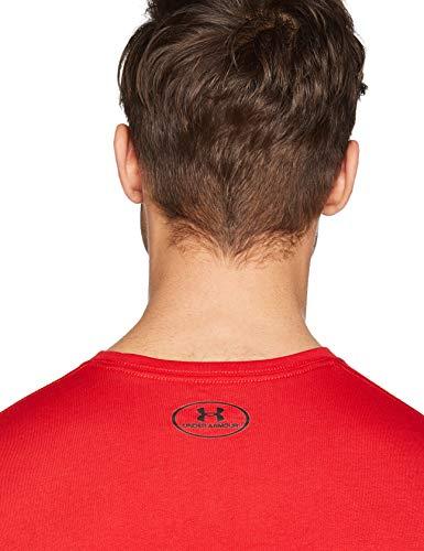Camiseta/UNDER ARMOUR:Boxed Sportstyle L Rojo