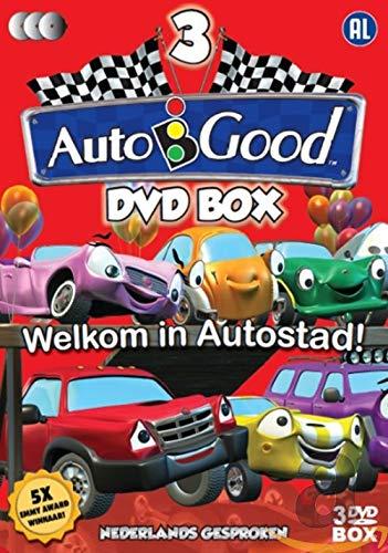 "Cars Box ""Auto B Good"" [DVD-AUDIO]"