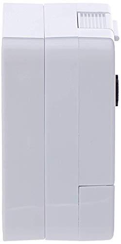 Casio Collection Despetador TQ140, Blanco