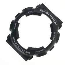 Casio G Shock Ga100-1a2 Ga-100-1a2 - Bisel de repuesto (repuesto original)