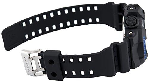 Casio Reloj Analogico-Digital para Hombre de Cuarzo con Correa en Resina GA-710-1A2ER