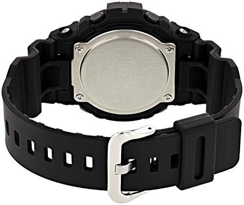 Casio Reloj Analógico-Digital para Hombre de Cuarzo con Correa en Resina GA-810MMB-1A2ER