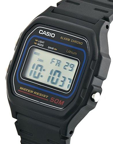 Casio Reloj de Pulsera W59-1V