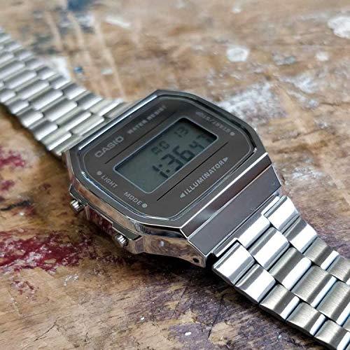 Casio Smart Watch Armbanduhr A168WEM-7EF