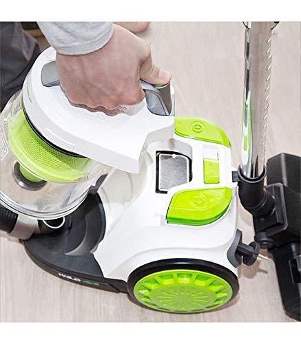 Cecotec Aspirador Trineo Conga Turbociclonic. Aspirador sin bolsa, capacidad 3 l,10 fases de filtración, 5 ciclones,doble filtro HEPA, 4 accesorios