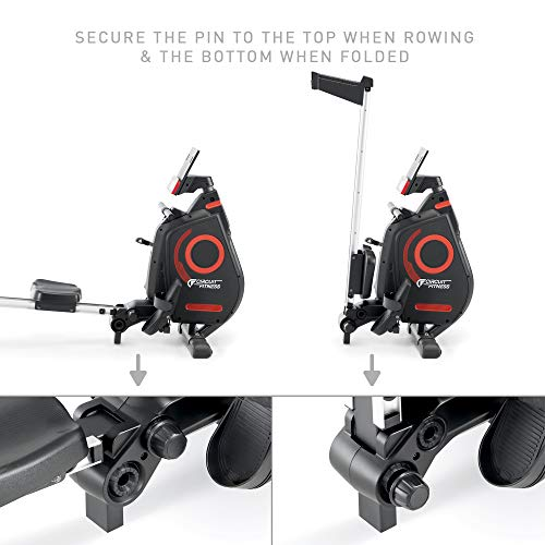 Circuit Fitness 979 Magnetic Rowing Machine