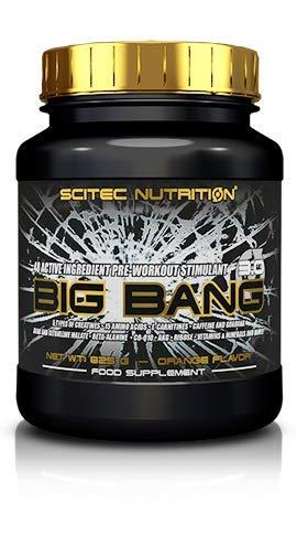 Citec Nutrition Big Bang 3.0 (825 GRS)
