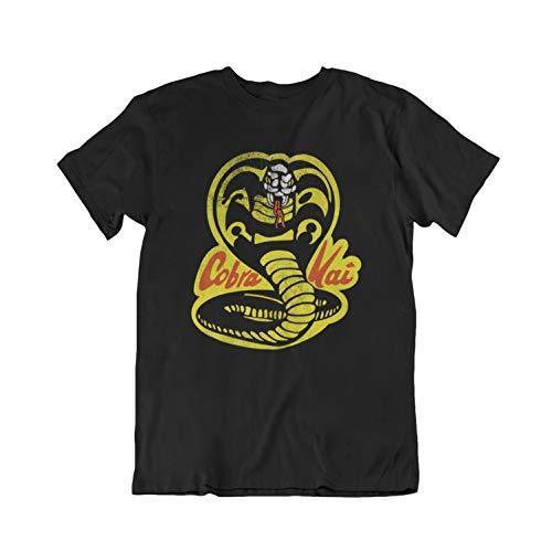 Cobra Kai Mens Camiseta Para Hombre Movie Inspired t shirt