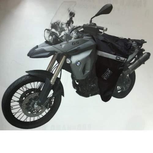 Compatible con Suzuki SFV Gladius 650 Cubrepiernas para Moto OJ C005 Cobertura térmica Universal no específica cubrepiernas Impermeable Acolchado