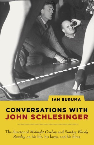 Conversations with John Schlesinger (English Edition)