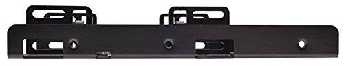Corsair CSSD-BRKT2 - Tapa con Tornillos para Caja de Ordenador, Suporte Dual de SSD, 145 x 101 x 23 mm, Negro