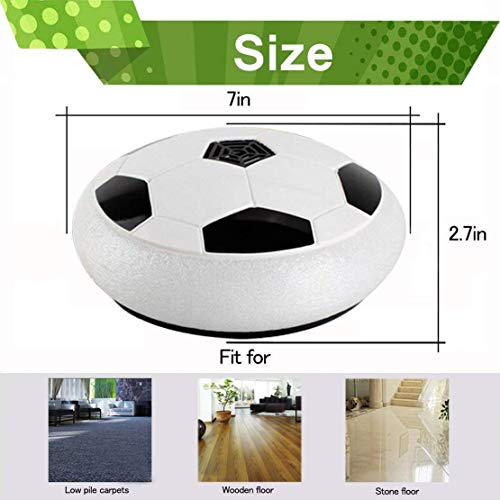 Cozywind Juego de Balón de Fútbol para Niños,Juguete de Fútbol,Incluye Portería (90X60X47cm), Red, Mini Inflable Pelota y Fútbol Flotante
