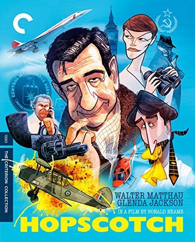 Criterion Collection: Hopscotch [Edizione: Stati Uniti] [Italia] [Blu-ray]