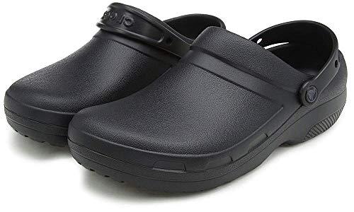 Crocs Specialist II Clog, Unisex Adulto Zueco, Negro (Black), 37-38 EU