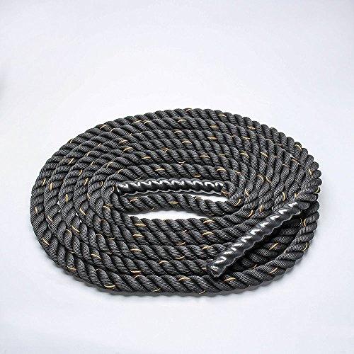 Cuerda Battle Rope de FOBUY, cuerda de ejercicio para fitness, 38mm * 9M