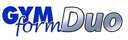 Direct TV Outlet Gymform Duo Original Visto en TV Set de 2 Aparato Electroestimulador de Contacto Dual Tonificar y Estimular Músculos Anti celulítico 10 Minutos al día