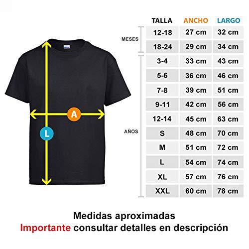 Diver Camisetas Camiseta Kettlebell Spider - Amarillo, L