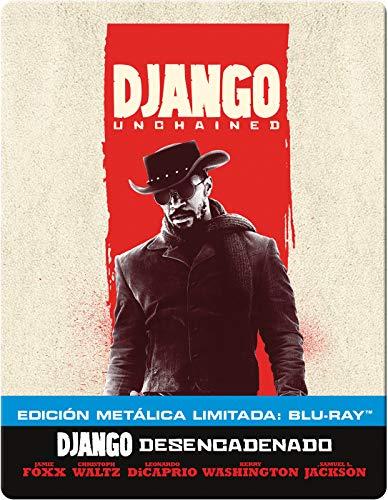 Django Desencadenado - Edición Metálica [Blu-ray]